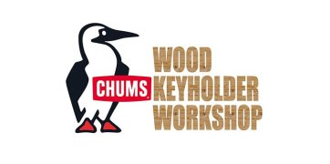 WOOD BOOBY KEYHOLDER WORKSHOP by CHUMS